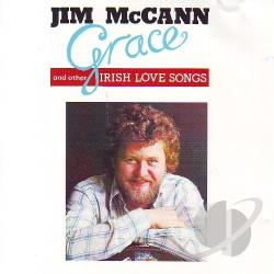 McCann, Jim - Grace & Other Irish Love Songs CD Cover Art