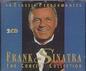 Sinatra, Frank - Concert Collection CD Cover Art