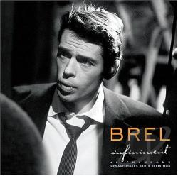 Brel, Jacques - Infiniment CD Cover Art