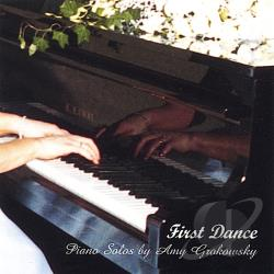 Grokowsky, Amy - First Dance CD Cover Art