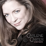 Carter, Carlene - Stronger CD Cover Art