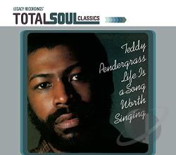 Pendergrass, Teddy - Life Is a Song Worth Singing CD Cover Art