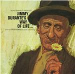Durante, Jimmy - Jimmy' Durante's Way of Life DB Cover Art