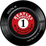 KnightsBridge - Digital 45: Tribute To The Beatles 1 - Performed By Knightsbridge DB Cover Art