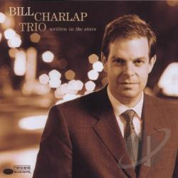 Charlap, Bill - Written in the Stars CD Cover Art