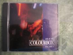 Live At The Colourbox Vol. 2 CD Cover Art