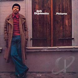 DeJohnette, Jack - Pictures CD Cover Art