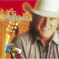 Sheppard, T.G. - Live at Billy Bob's Texas CD Cover Art