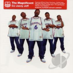 Dj Jazzy Jeff - Magnificent CD Cover Art