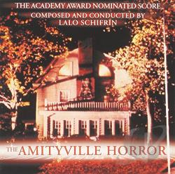 Schifrin, Lalo - Amityville Horror (The Academy Award Nominated Score) CD Cover Art