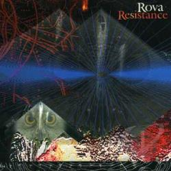 Rova Saxophone Quartet - Resistance CD Cover Art