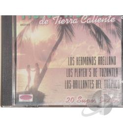 Fiesta Tropical De Tierra C. CD Cover Art