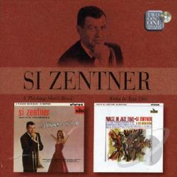 Zentner, Si - Thinking Man's Band/Waltz in Jazz Time CD Cover Art
