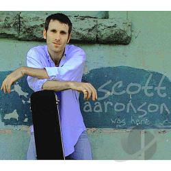 Aaronson, Scott - Show Me CD Cover Art