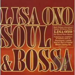 Ono, Lisa - Soul & Bossa CD Cover Art