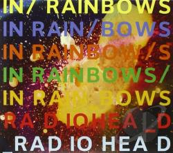 Radiohead - In Rainbows CD Cover Art