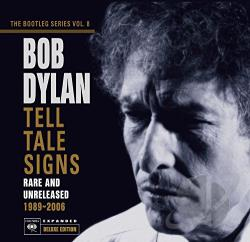 Dylan, Bob - Tell Tale Signs: The Bootleg Series Vol. 8 CD Cover Art