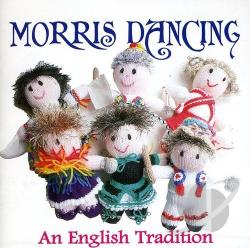 Morris Dancing: An English Tradition CD Cover Art