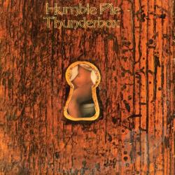 Humble Pie - Thunderbox CD Cover Art