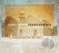 Brown, Jaimeo - Transcendence CD Cover Art