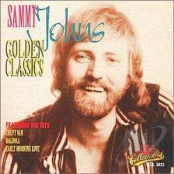 Johns, Sammy - Golden Classics CD Cover Art