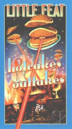 Little Feat - Hotcakes & Outtakes: 30 Years Of Little Feat CD Cover Art
