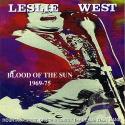 West, Leslie - Blood of the Sun: 1969-1975 CD Cover Ar
