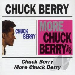 Berry, Chuck - Chuck Berry/More Chuck Berry CD Cover Art