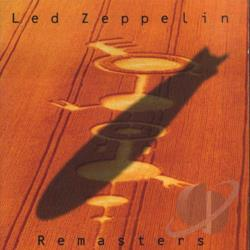 Led Zeppelin - Led Zeppelin Remasters CD Cover Art