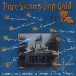 Pure Swamp Pop Gold, Vol. 4 CD Cover Art