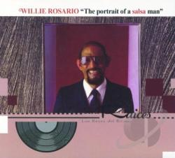 Rosario, Willie - Portrait Of A Salsa Man CD Cover Art