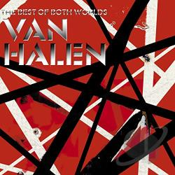 Van Halen - Best of Both Worlds CD Cover Art