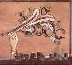 Arcade Fire - Funeral CD Cover Art