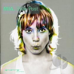 M.I.A. - Stille Post CD Cover Art