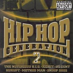 Hip Hop Generation Vol 2 CD Cover Art