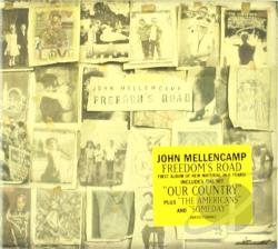 Mellencamp, John - Freedom's Road CD Cover Art