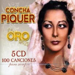 Piquer, Conchita - Concha Piquer CD Cover Art