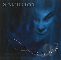 Sacrum - Darkstricken CD Cover Art