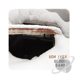 Iver, Bon - Blood Bank CD Cover Art