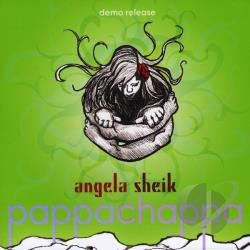Sheik, Angela - Pappachappa CD Cover Art