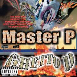 Master P - Ghetto D CD Cover Art