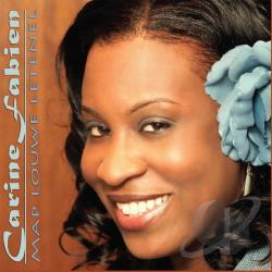 Carine Fabien - Map Louwe Leternel CD Cover Art