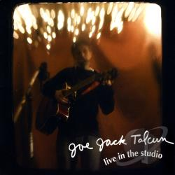 Joe Jack Talcum - Live in the Studio CD Cover Art