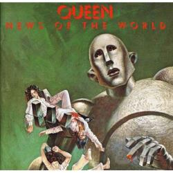 Queen - News of the World CD Cover Art