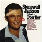 Jackson, Stonewall - Stonewall Jackson: Life Of A Poor Boy DB Cover Art