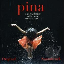 Wenders, Wim - Pina CD Cover Art