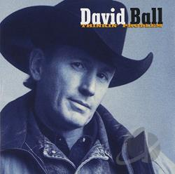 Ball, David - Thinkin' Problem CD Cover Art