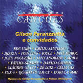 Peranzzetta, Gilson - Fonte Das Cancoes - & Convidados CD Cover Art