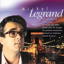 Legrand, Michel - Chansons d'Auteurs CD Cover Art