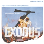 Gold, Ernest - Exodus CD Cover Art